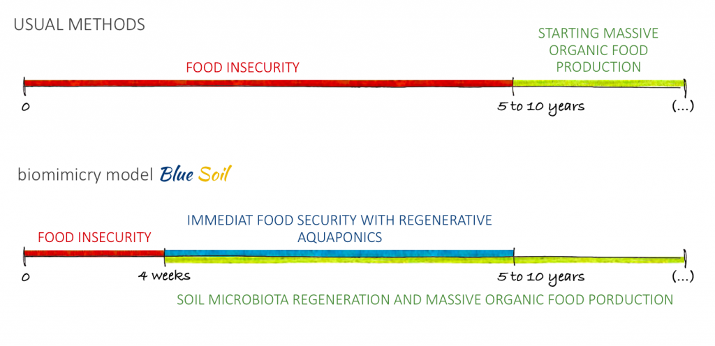 FOOD RESILIENCY AND TIME