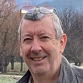 Bernard Basset Trésorier